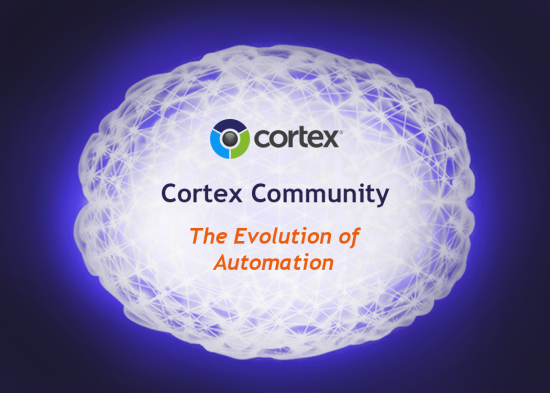 Cortex Community Evolution of Automation