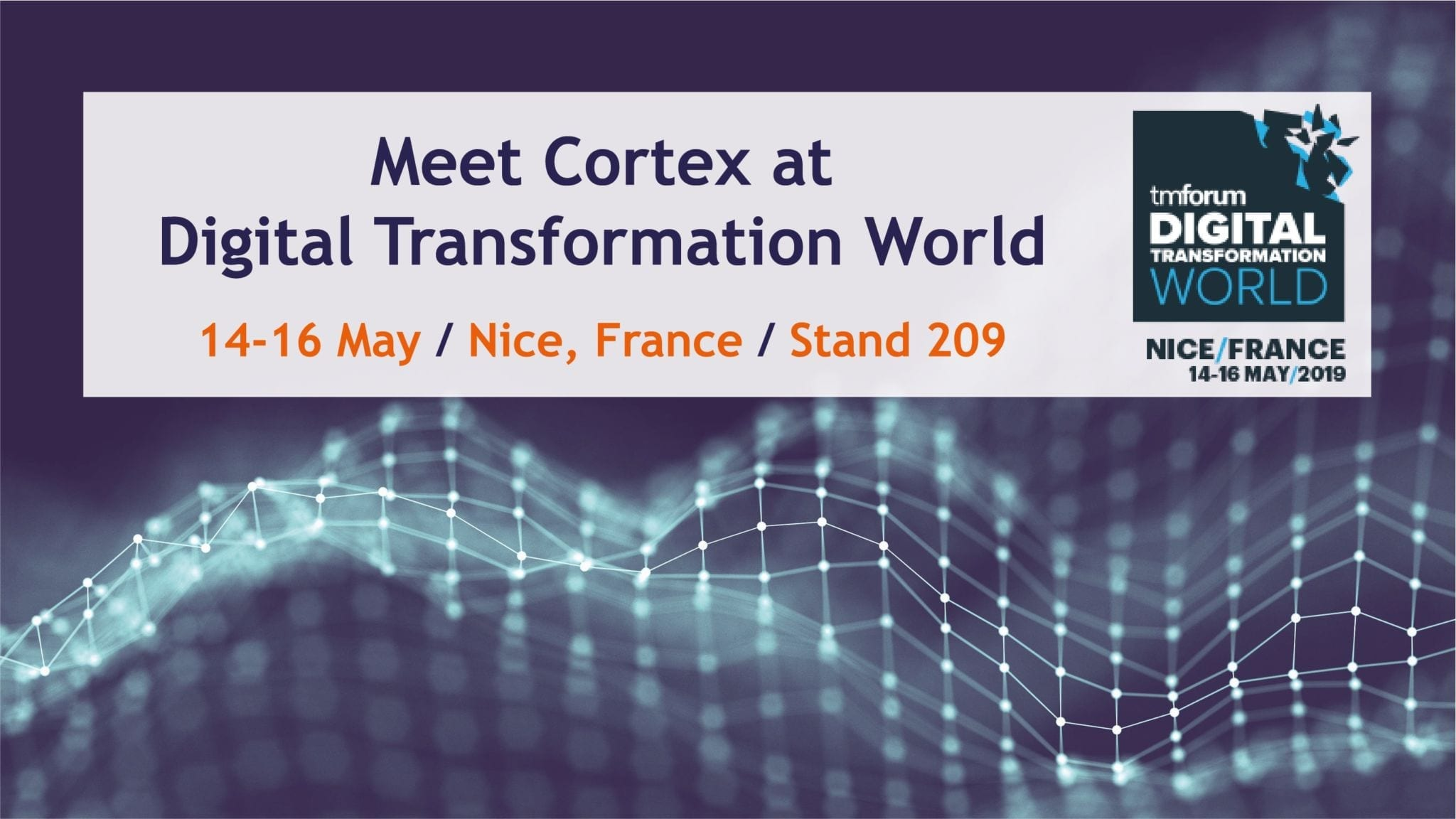 Digital Transformation World 2019