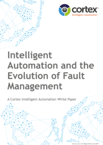 Cortex Evolution of Fault Management - White Paper