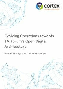 Evolving Operations to TM Forum's ODA