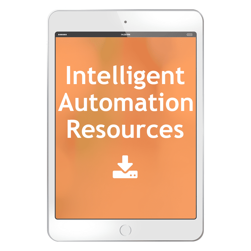 Intelligent Automation resources