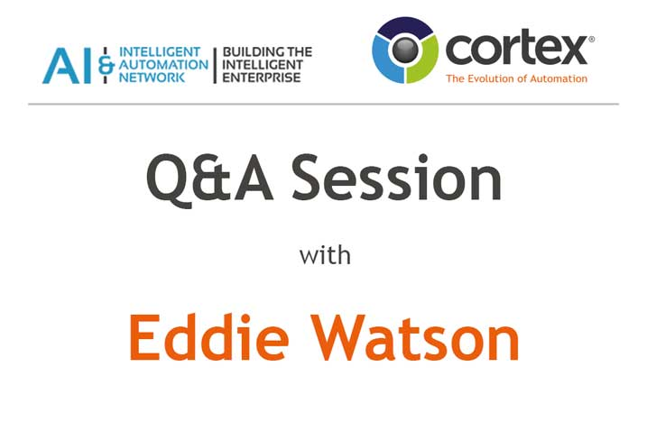AiiA Q&A Session with Eddie Watson