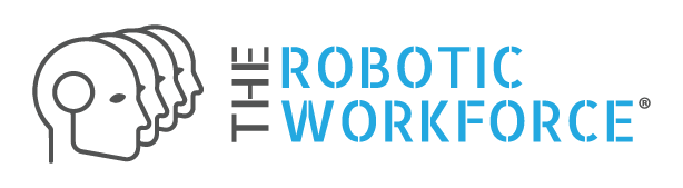 The Robotic Workforce Logo